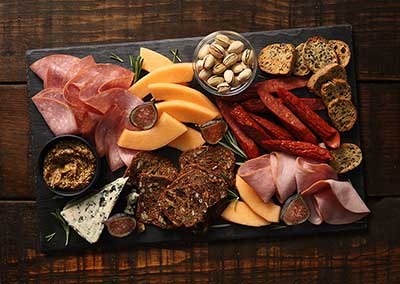 Summer Fresh Charcuterie Board