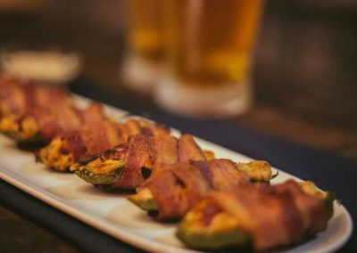how to cook bacon wrapped scallops in the oven
